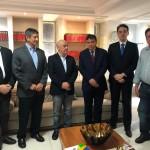 CDL de Teresina apresenta campanha Liquida Teresina para Governador do Estado, Wellington Dias